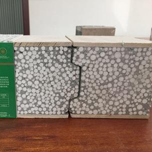 复合夹芯轻质隔墙板